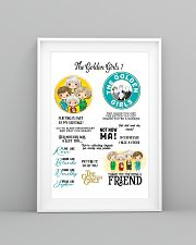The Golden Girl Friend Poster 11x17 Poster lifestyle-poster-5