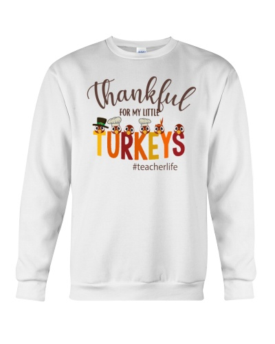 Teacher Thankfull Turkey