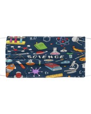 Science Mask Cloth face mask front