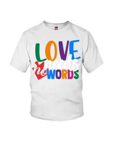 Autism Love Need World