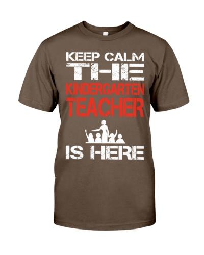Kindergarten Teacher Keep Calm
