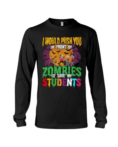Teacher Student Zombie