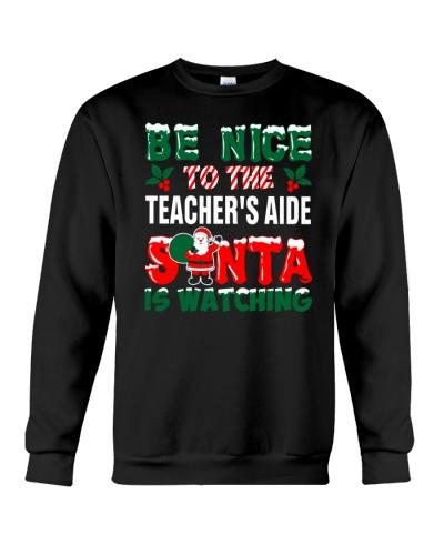 Teacher's Aide Santa Watching