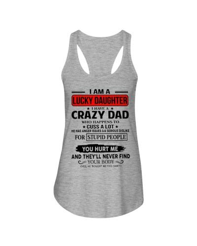 Lucky Daughter Crazy