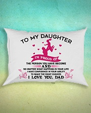LIMITED EDITION - NOT SOLD IN STORES Rectangular Pillowcase aos-pillow-rectangle-front-lifestyle-3
