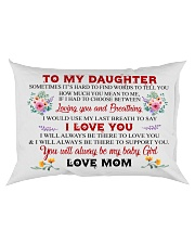 LIMITED EDITION - NOT SOLD IN STORES Rectangular Pillowcase back