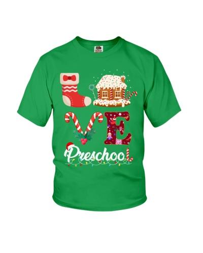 Preschool Love Christmas