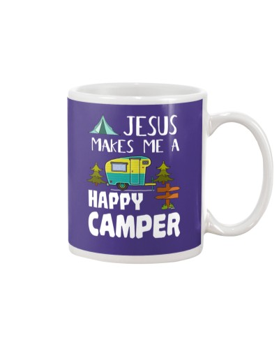 Camping Happy Make