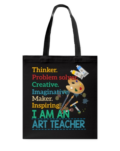 Art Teacher Thinker