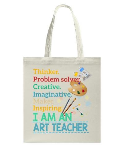 Art Teacher Thinker