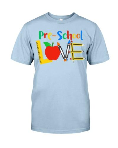 Preschool Love