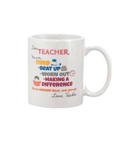 Teacher Making
