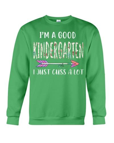 Kindergarten Cuss