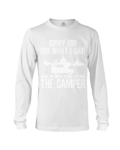 Camping Sorry