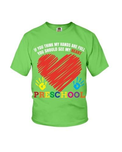 PRESCHOOL Heart