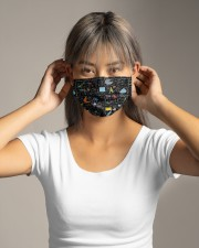 Geometry Mask Cloth face mask aos-face-mask-lifestyle-16