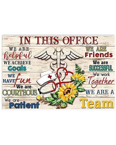 Nurse Office Poster