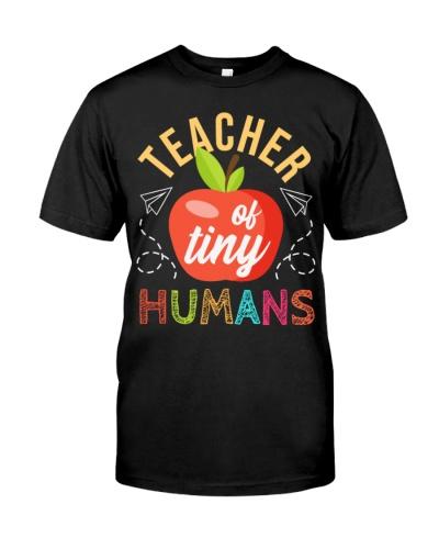 Teacher Tiny Human