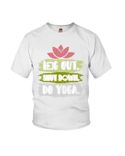 Yoga Shut Down