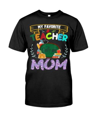 Teacher Call Mom 2020
