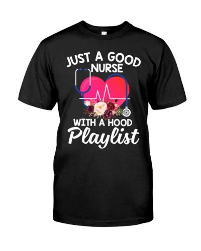 Nurse Playlist