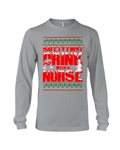 Nurse Drink Ugly