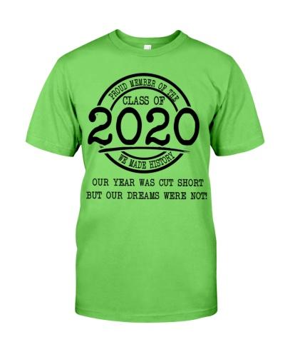 Class Of 2020 Dream