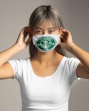 Teacher Fuel Mask Cloth face mask aos-face-mask-lifestyle-16