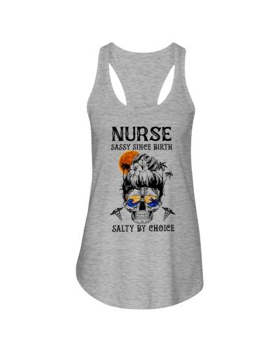 Nurse Sassy Since Birth