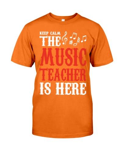 Music Teacher Keep Calm
