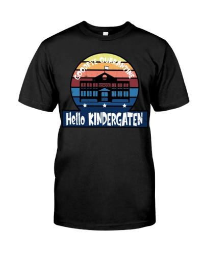 Kindergarten Hello