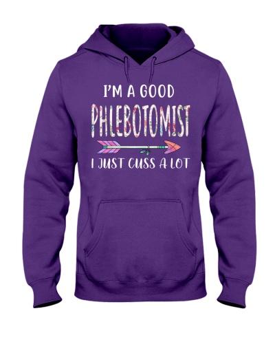 Phlebotomist Cuss