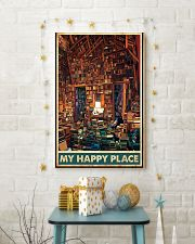 Library my happy place poster 11x17 Poster lifestyle-holiday-poster-3
