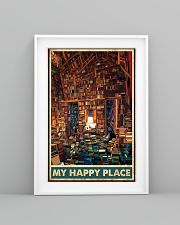 Library my happy place poster 11x17 Poster lifestyle-poster-5