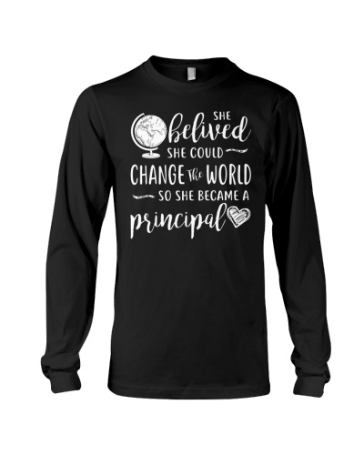 Principal Believed
