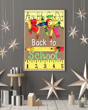 Back To School Poster 11x17 Poster lifestyle-holiday-poster-1