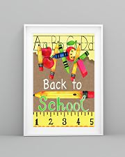 Back To School Poster 11x17 Poster lifestyle-poster-5