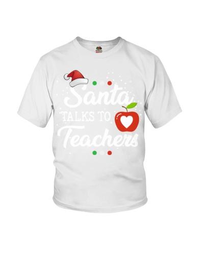 Teacher Santa Talk