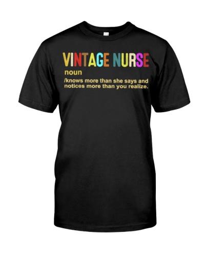 Nurse Vintage