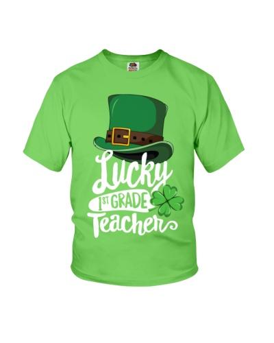 1st Grade Teacher Lucky
