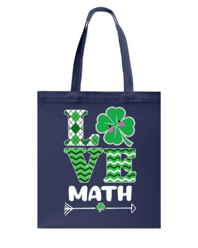Math Love Patrick