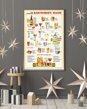 Bartender Guide Poster 11x17 Poster lifestyle-holiday-poster-1