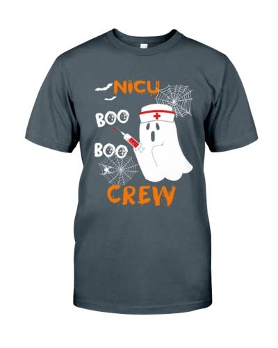 NICU Nurse Boo