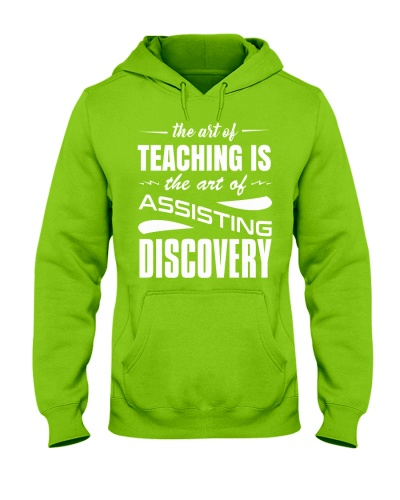 art teacher discovery