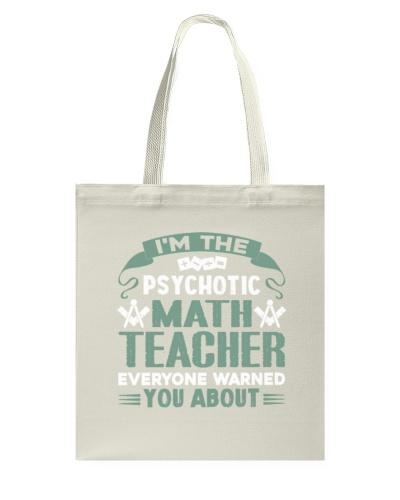 Math Teacher About