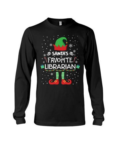 Librarian Santa Favorite
