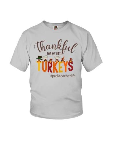 Prek Thankfull Turkey