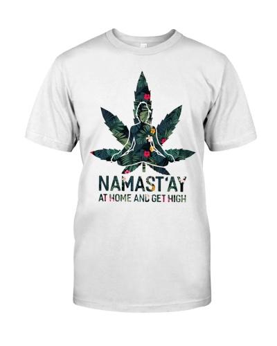 Yoga Namastay High