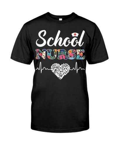 School Nurse Heart