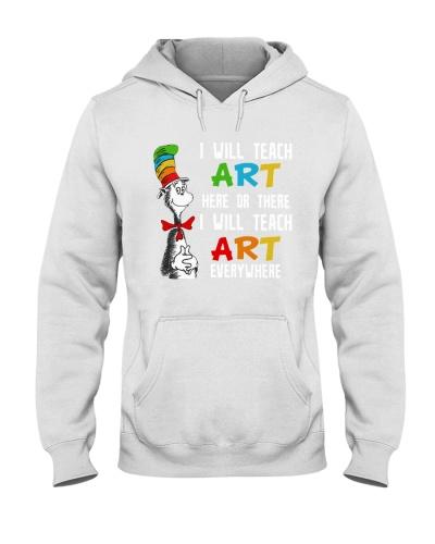 Art Teacher Will